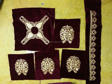 HAND EMBROIDERY MITERS FOR RUSSIAN ORTHODOX