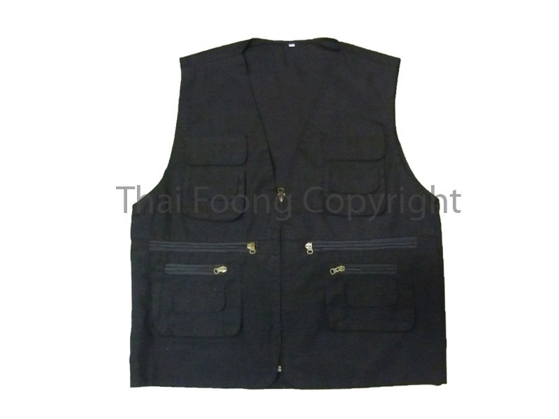 Fishing Vest with Lining in Malaysia