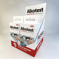 Disposable Breathalyzer, Alcoholtest, Alcohol Tester, Ethylotest