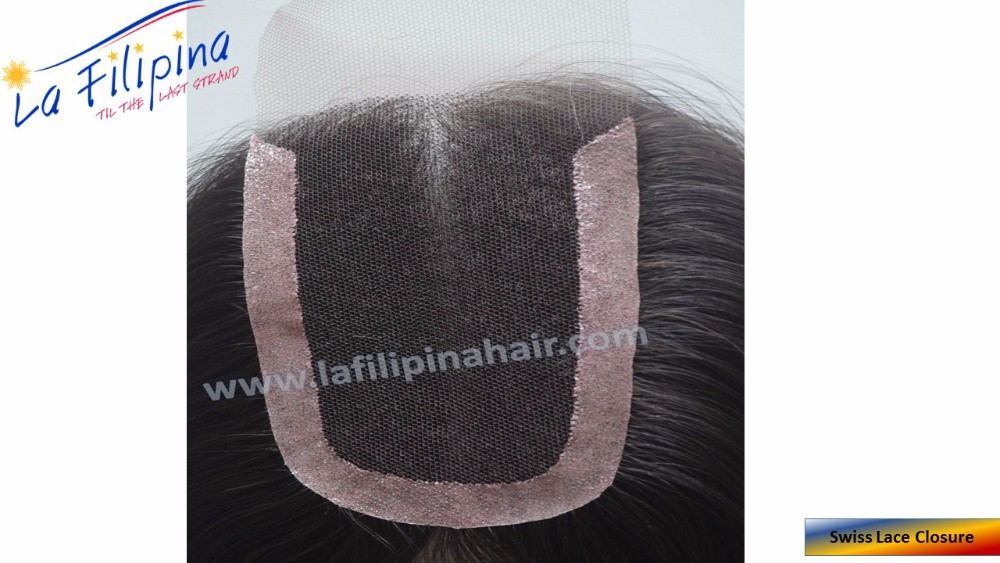 Affordable Swiss Lace Closure by Lafilipina Hair