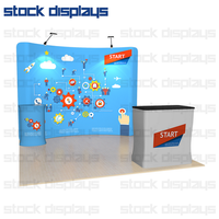 Display stand,used trade show booth,show display inflatable booth