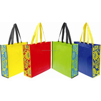 50pcs Non Woven Batik Series Bag (B0043)
