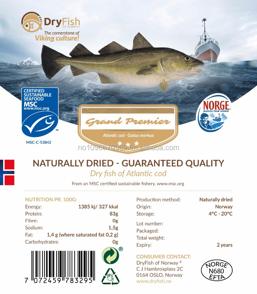 Dryfish of Norway AS
