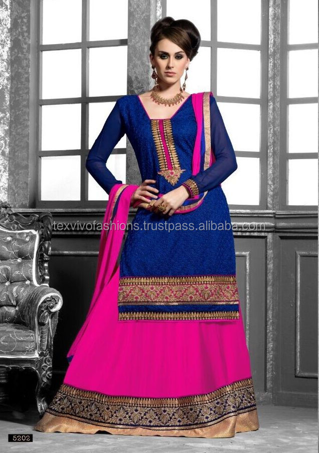 Cotton lehenga suit/ Sharara
