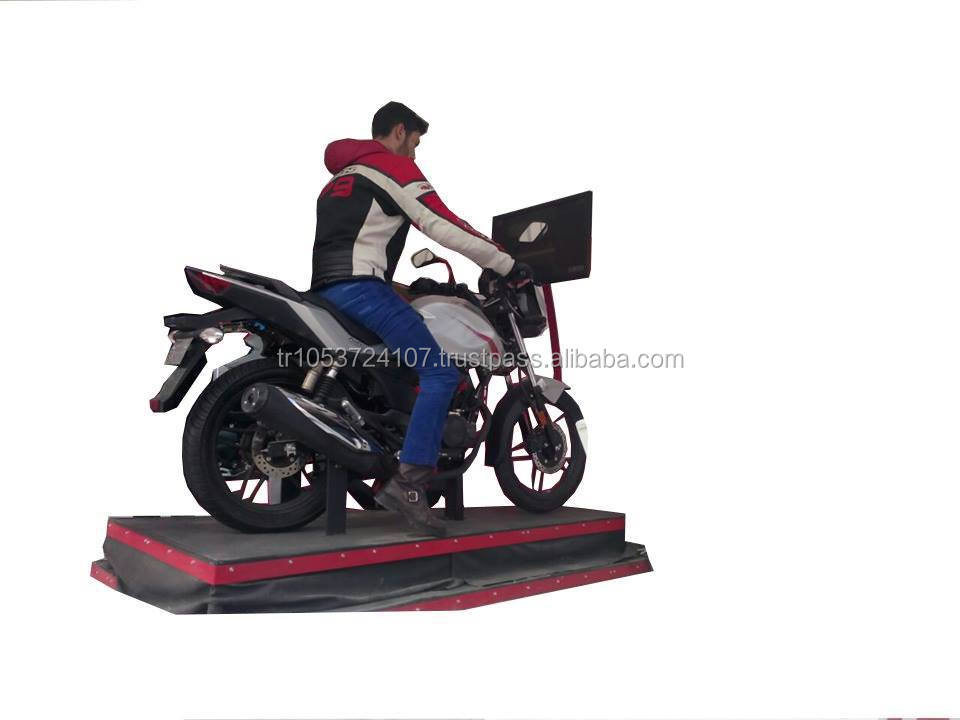 2016 Real MotoGP Racing Motorbike Simulator (Motion Platform 2-6 DOF)