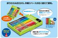 Easy to use and Fashionable oil base color pencil set at reasonable prices , small lot order available
