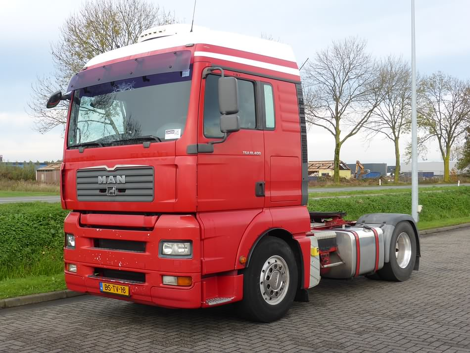 MAN Tractor Unit 18.400 XLX TGA (234255)