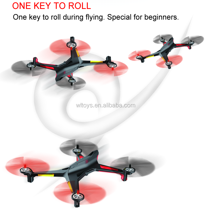 XK X250 X250A X250B 5.8G FPV With 2.0MP Camera 2.4G 4CH 6 axis Headless Mode RC Quadcopter Drone RTF