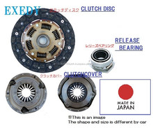 Various types of profesional clutch disc and flywheel with high durability