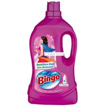Liquid detergent for colorful clothes 4 lt