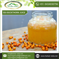 High Quality Sea Buckthorn Juice with Vitamin C for Sale