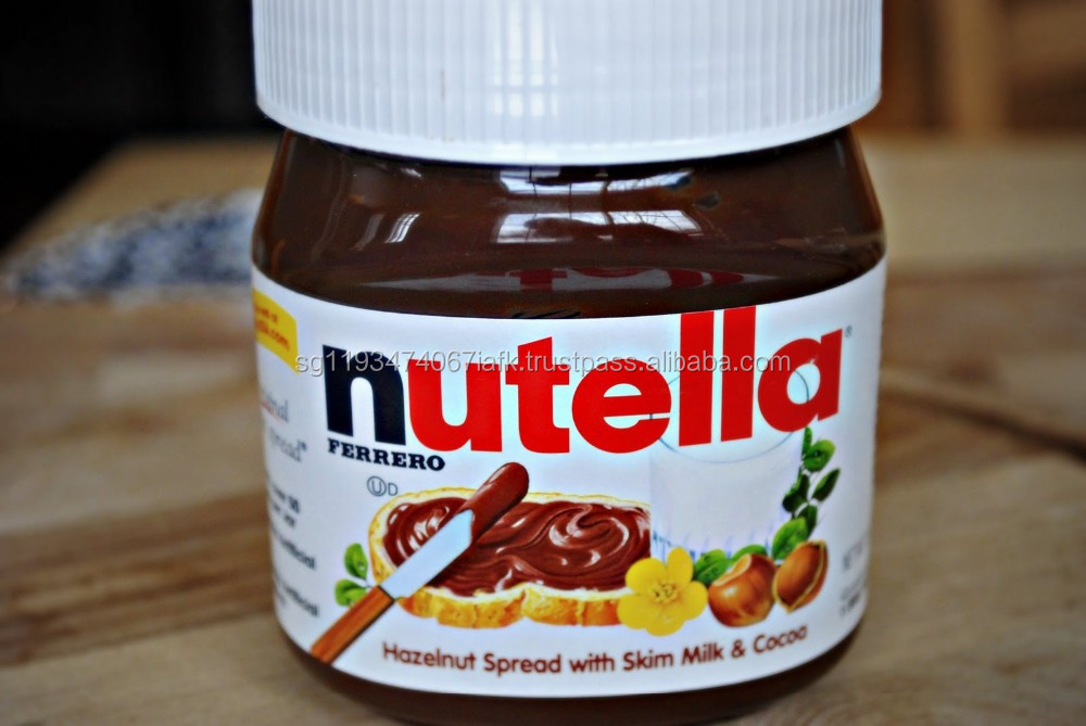 FERRERO NUTELLA 1KG HOT SALES