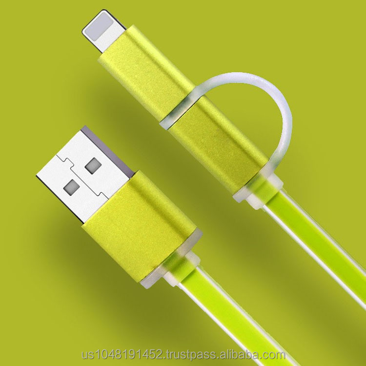 2 in 1 color usb cable data only driver download usb data cable magnetic usb charging cable