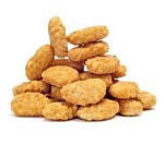 Frozen Chicken Nuggets ready for export