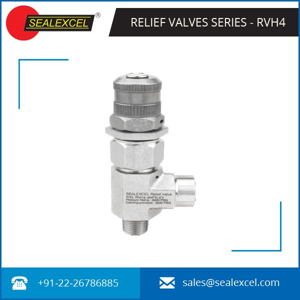 Adjustable Water Pressure Relief Valve Available at Wholesale Rate