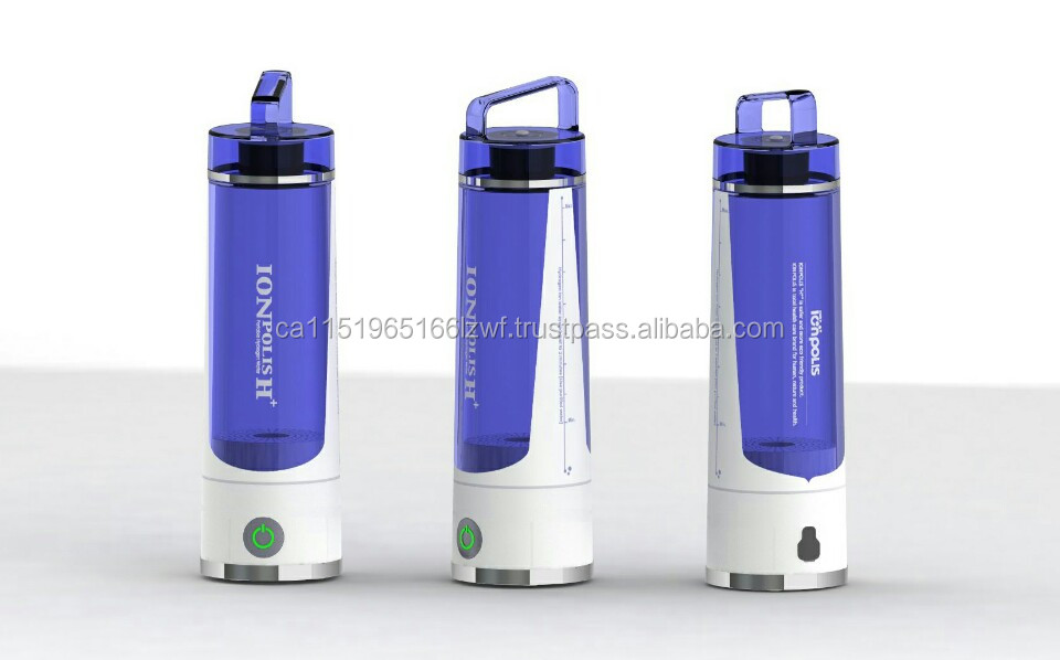 rich hydrogen ion water tumbler