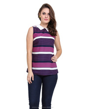 Ladies New Style Multi color casual top. Ladies Tops Latest Designs.