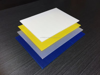 Flexible Clear PP Plastic Sheets/coroplast sheet