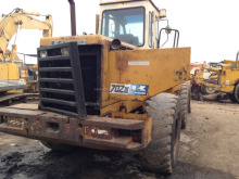 Efficient Good Condition Used Kawasaki 70Z III Wheel Loader