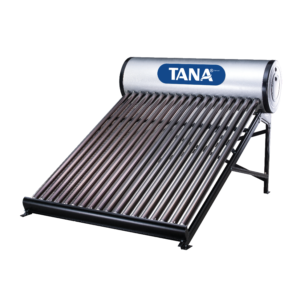 Tan A Solar water heater
