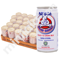 Bear Brand Milk RTD with Indonesia Origin