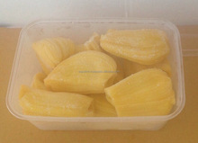 Frozen Jackfruit 450 grams box Thai Ao Chi brand from Thailand certified HACCP, ISO 22000 , GMP, HALAL & KOSHER