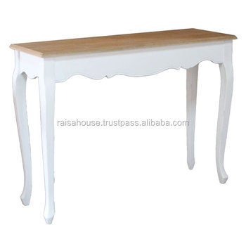 Furniture shabbt chic - shabby chic console french furniture