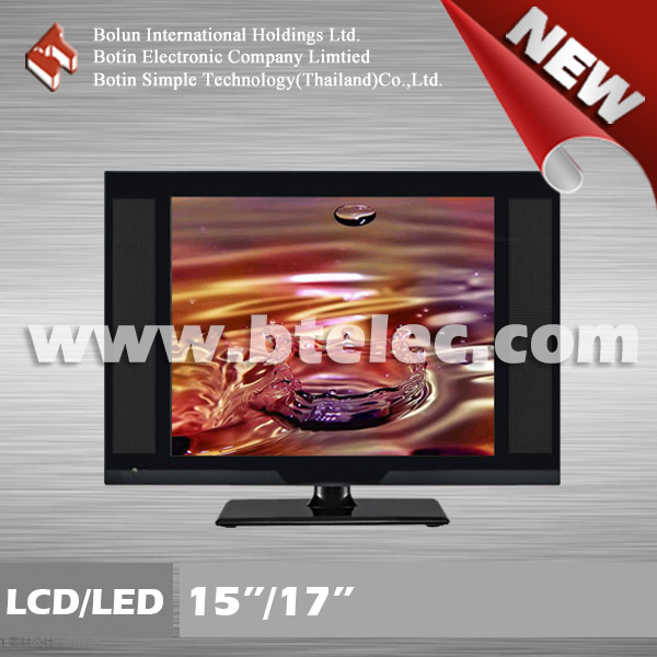 Used home electronics thailand supplier lcd panel united lcd tv