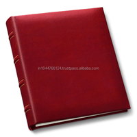 Hot Selling Album Cover /Red photo albums/Trendy photo albums