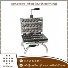 Wide Range Professional Gas Lolly Waffle Maker at Sale Price