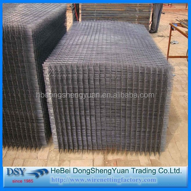 Hot Sales Heavy Zinc Galvanized Welded Wire Mesh Panel