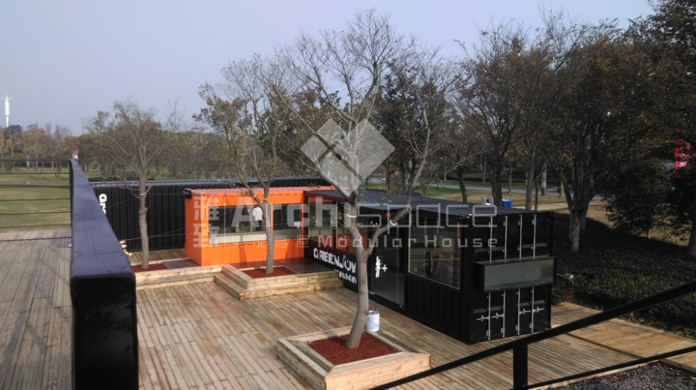 CYMB shipping container homes for sale