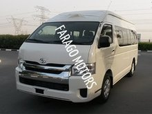 TOYOTA HIACE HI ROOF - 2.5L DIESEL - HIGH ROOF - 16 SEATER