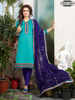 Chanderi Silk Salwar Kameez In India & Pakistan Clothing