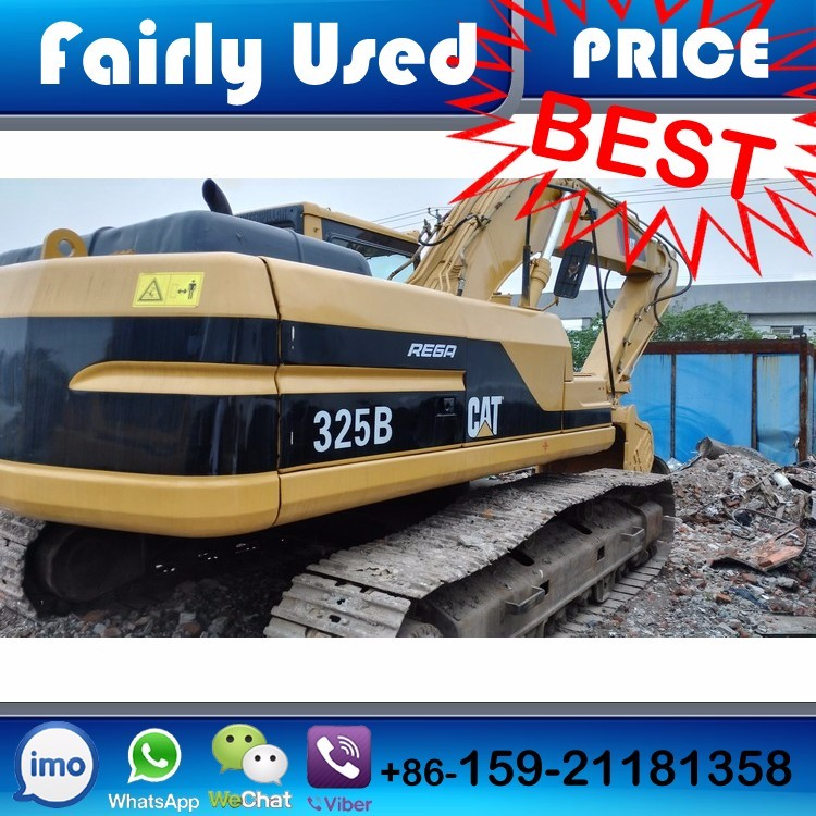 Used 325BL CAT Excavator