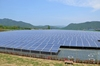solar power plant project in Japan