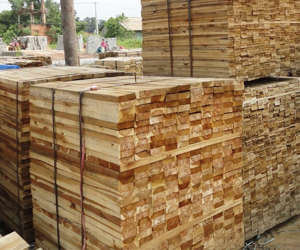 Vietnam Acacia Sawn Timber for pallet