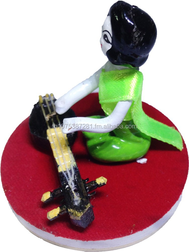 Three-Stringed Musical Instrument of Thailand net 0.5 oz.