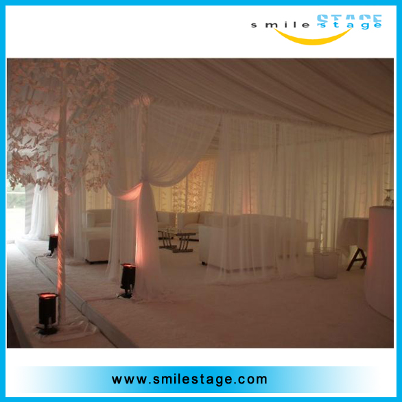 portable photo booth backdrop pipe and drape stand