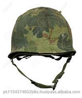 Custom made military helmet cover