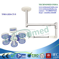 TMI-LED-CT-5 Shadowless led medical lampbattery operated led ceiling light k