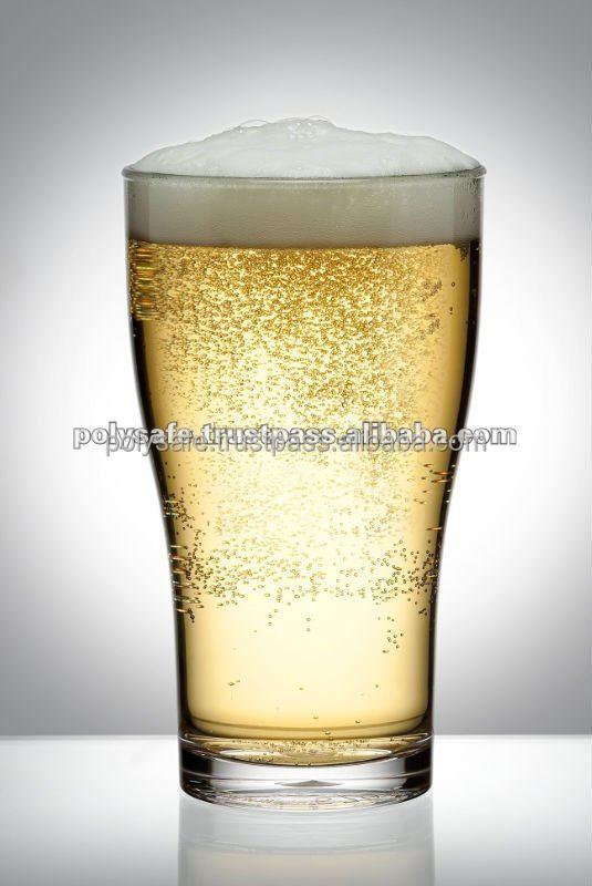 Gros polycarbonate pinte verre 570 ml en verre en plastique verre de bi re autre verres id de - Pinte de biere en ml ...