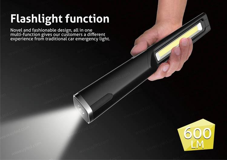 UYLED Multi-purpose Emergency Lamp Rechargeable LED Lighting Kit for Car (4).jpg
