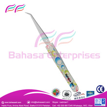 High Precision Professional Series Long Volume Eyelash Extension Tweezers/ Russian Volume Extensions