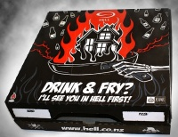 Custom Pizza boxes/ Pizza corrugated boxes/ disposable pizza box