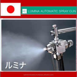 High pressure simple use fiberglass spray gun made in Japan