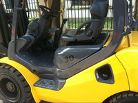 used komatsu forklift 3t 5t 6t heavy things lifter from Japan quality and quantity guaranteed in Shanghai