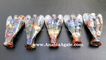 Orgone Angels : Wholesale Orgone Product From Anabia Agate : 3 inch Orgone Angels