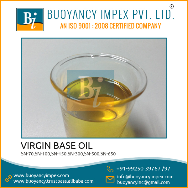 Finest Quality Raw Material Base Oil from Top Dealer