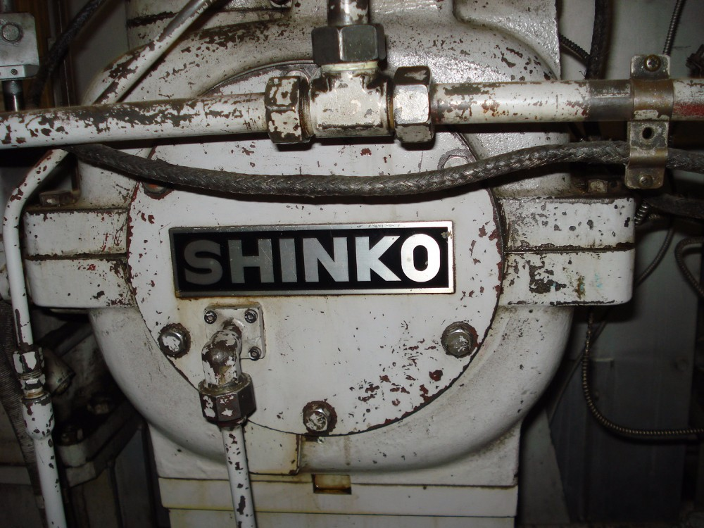 USED Steam Turbine Shinko 2mW condensing type
